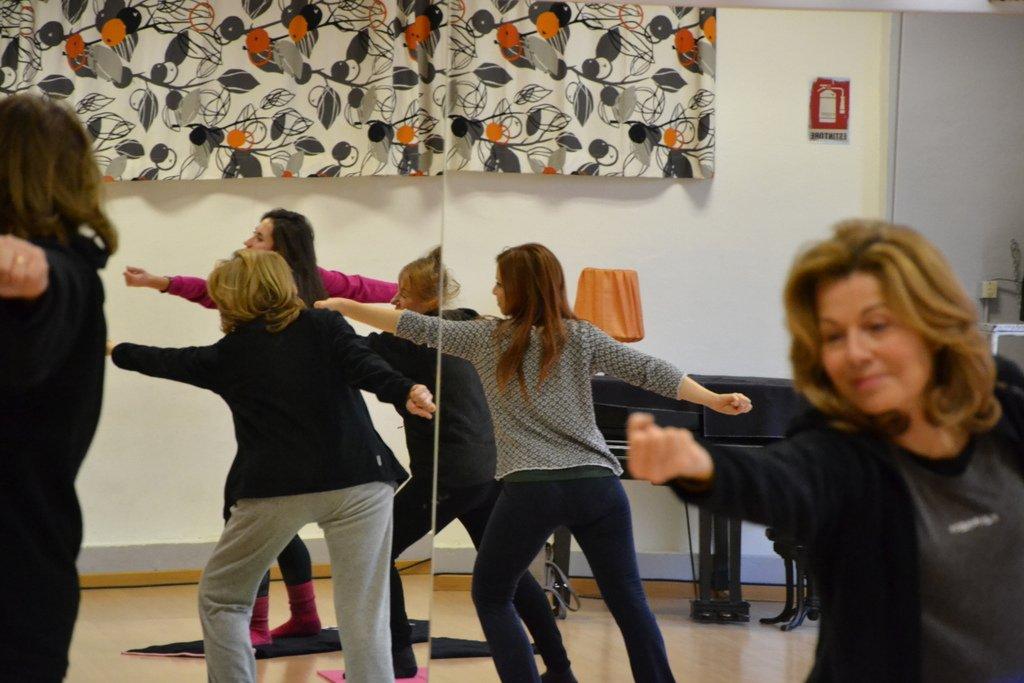 Feldenkrais Reggio Emilia - Elagans ASD